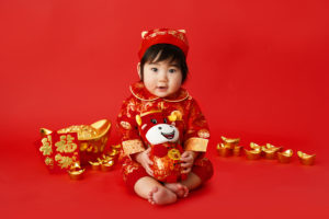 asian boy for lunar new year photographed by boston photographer nicole loeb