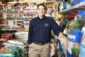 quincy curry hardware owner photographed by boston portrait photographer nicole loeb