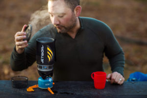 jetboil photographed by boston outdoor adventure photographer nicole loeb