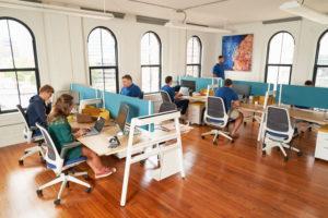 Boston corporate office photographer nicole loeb